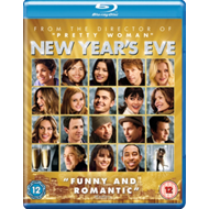 Produktbilde for New Year's Eve (UK-import) (BLU-RAY)
