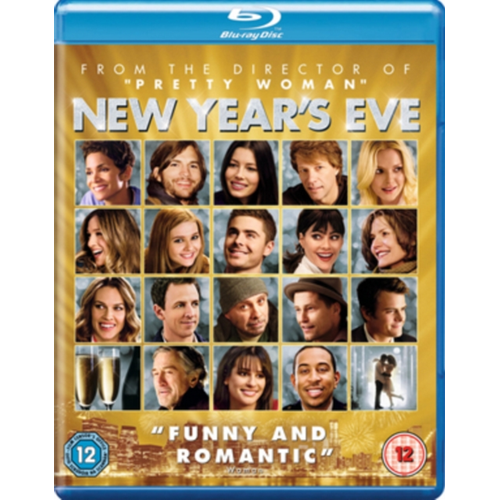 New Year's Eve (UK-import) (BLU-RAY)