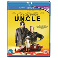 Produktbilde for Man From U.N.C.L.E. (UK-import) (BLU-RAY)
