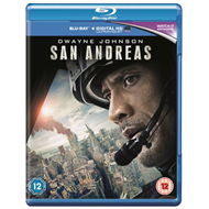 Produktbilde for San Andreas (UK-import) (BLU-RAY)