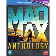 Mad Max Anthology (UK-import) (BLU-RAY)