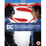 Produktbilde for Batman V Superman - Dawn Of Justice: Ultimate Edition (UK-import) (BLU-RAY)