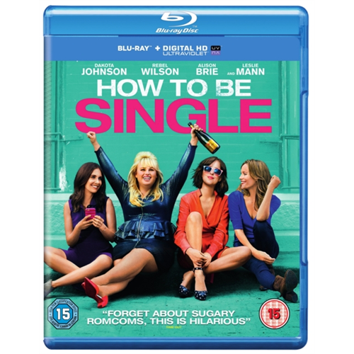 How To Be Single (UK-import) (BLU-RAY)