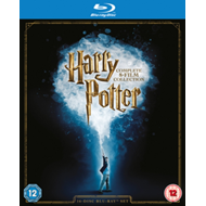 Produktbilde for Harry Potter: The Complete 8-Film Collection (UK-import) (BLU-RAY)