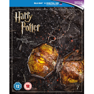 Harry Potter And The Deathly Hallows: Part 1 (UK-import) (BLU-RAY)