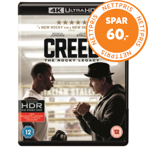 Creed (UK-import) (4K ULTRA HD)