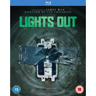 Produktbilde for Lights Out (UK-import) (BLU-RAY)