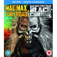 Mad Max: Fury Road/Mad Max: Fury Road - Black And Chrome Edition (UK-import) (BLU-RAY)
