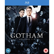 Gotham: Seasons 1-4 (UK-import) (BLU-RAY)