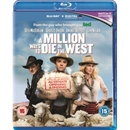 Produktbilde for A Million Ways to Die in the West (UK-import) (BLU-RAY)