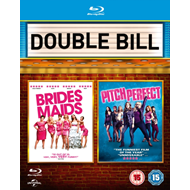 Produktbilde for Bridesmaids/Pitch Perfect (UK-import) (BLU-RAY)