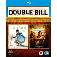 Produktbilde for Gladiator/Immortals (UK-import) (BLU-RAY)