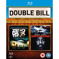 Produktbilde for Zero Dark Thirty/Safe House (UK-import) (BLU-RAY)