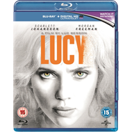 Lucy (UK-import) (BLU-RAY)