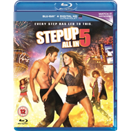 Step Up 5 - All In (UK-import) (BLU-RAY)