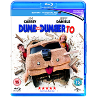 Produktbilde for Dumb And Dumber To (UK-import) (BLU-RAY)