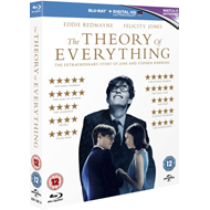 Produktbilde for The Theory of Everything (UK-import) (BLU-RAY)