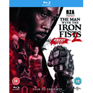 Man With The Iron Fists 2 - Uncut (UK-import) (BLU-RAY)