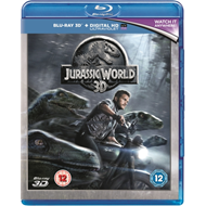 Jurassic World (UK-import) (BLU-RAY)