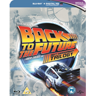 Produktbilde for Back To The Future Trilogy (UK-import) (BLU-RAY)