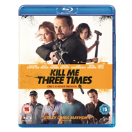 Kill Me Three Times (UK-import) (BLU-RAY)