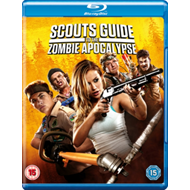 Produktbilde for Scouts Guide To The Zombie Apocalypse (UK-import) (BLU-RAY)