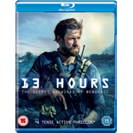 Produktbilde for 13 Hours (UK-import) (BLU-RAY)