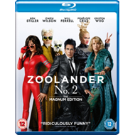 Produktbilde for Zoolander No. 2 (UK-import) (BLU-RAY)