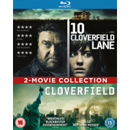 Cloverfield/10 Cloverfield Lane (UK-import) (BLU-RAY)