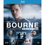 Produktbilde for The Bourne Classified Collection (UK-import) (BLU-RAY)