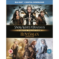 Snow White And The Huntsman/The Huntsman - Winter's War (UK-import) (BLU-RAY)
