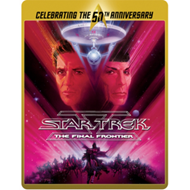 Star Trek 5 - The Final Frontier (UK-import) (BLU-RAY)