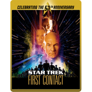 Produktbilde for Star Trek 8 - First Contact (UK-import) (BLU-RAY)