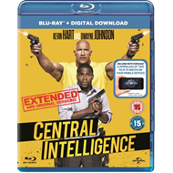 Produktbilde for Central Intelligence (UK-import) (BLU-RAY)