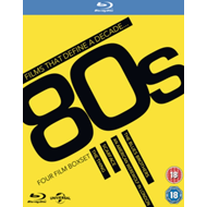 Films That Define A Decade: '80s (BLU-RAY)