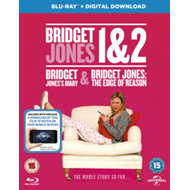 Produktbilde for Bridget Jones's Diary/Bridget Jones - The Edge Of Reason (UK-import) (BLU-RAY)