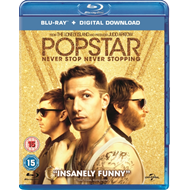 Popstar - Never Stop Never Stopping (UK-import) (BLU-RAY)