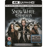 Snow White And The Huntsman: Extended Version (UK-import) (BLU-RAY)