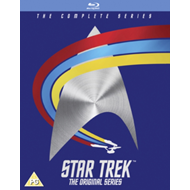 Star Trek The Original Series: Complete (UK-import) (BLU-RAY)
