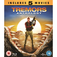 Tremors Anthology (UK-import) (BLU-RAY)