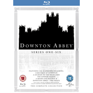 Downton Abbey: The Complete Collection (UK-import) (BLU-RAY)