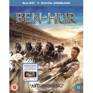 Produktbilde for Ben-Hur (UK-import) (BLU-RAY)
