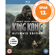 Produktbilde for King Kong (UK-import) (BLU-RAY)