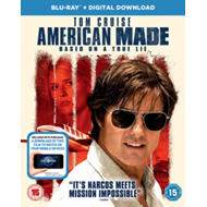 Produktbilde for American Made (UK-import) (BLU-RAY)