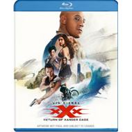 Produktbilde for Xxx - The Return Of Xander Cage (UK-import) (BLU-RAY)