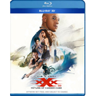 Produktbilde for Xxx - The Return Of Xander Cage (UK-import) (Blu-ray 3D)