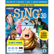 Sing (UK-import) (BLU-RAY)