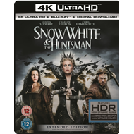 Snow White And The Huntsman (UK-import) (BLU-RAY)