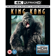 King Kong (UK-import) (BLU-RAY)