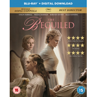 Beguiled (UK-import) (BLU-RAY)